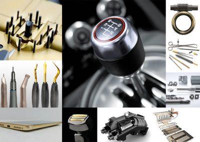 Hard coatings – PVD, DLC, PACVD, CVD…